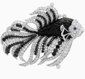Van Cleef Seven Seas jewellery and other collections