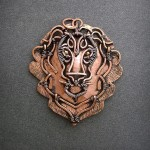 Francisco Rebajes copper jewellery art