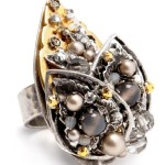 Miriam Haskell ring