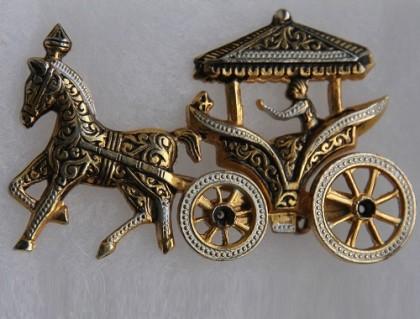 Damascene jewellery art