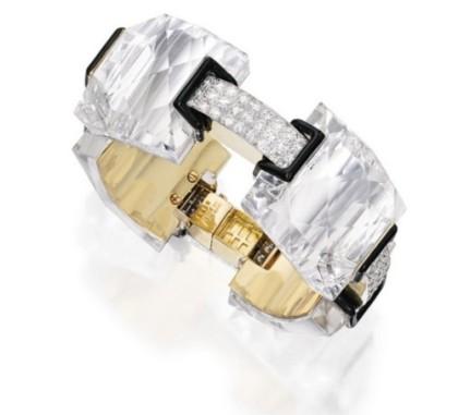 Jewellery designer David Webb