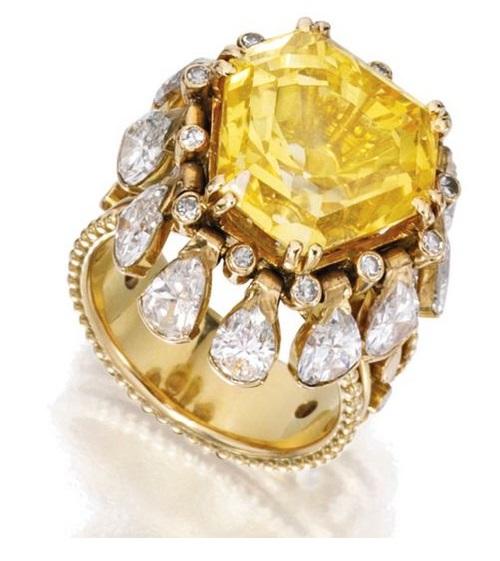 pampilles' ring