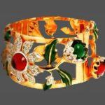 Vintage L'Atelier de Verre costume jewelry