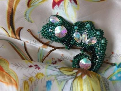 Beaded jewelry by Anastasia Kozlova