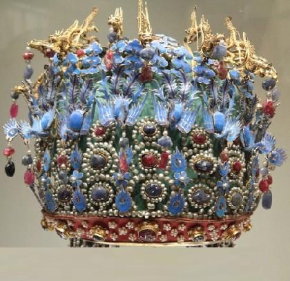 Chinese Phoenix Crown