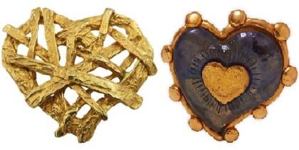 Sacred Heart Jewellery