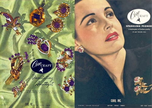 Ads Coro craft jewellery