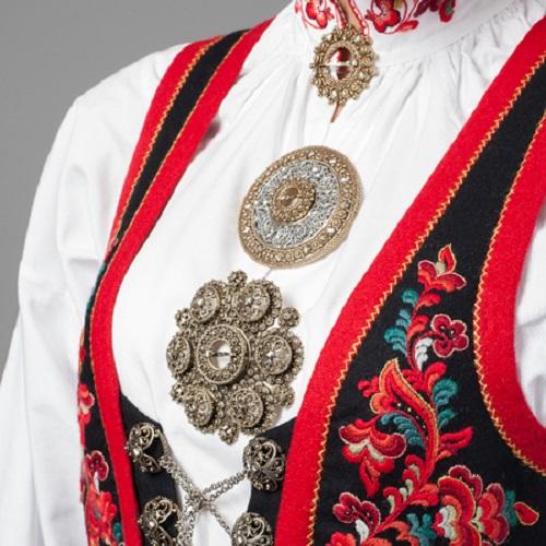 Norwegian national costume Bunad