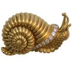 British goldsmith jeweler Jocelyn Burton