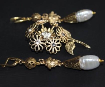 Pinky-Winky vintage jewellery