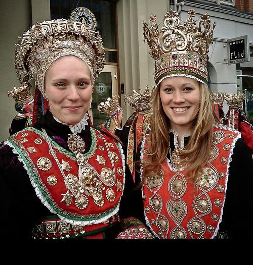 Ethnic National: Norwegian National Costume Bunad