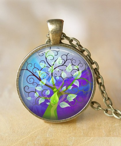 Tree of Life jewelry symbolism