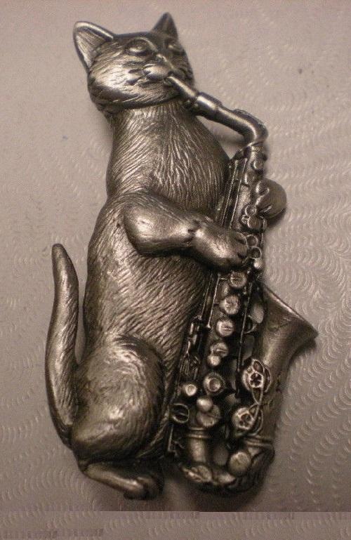 Cat-Musician