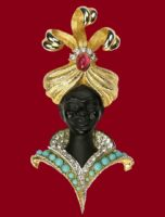 Vogue vintage costume jewelry