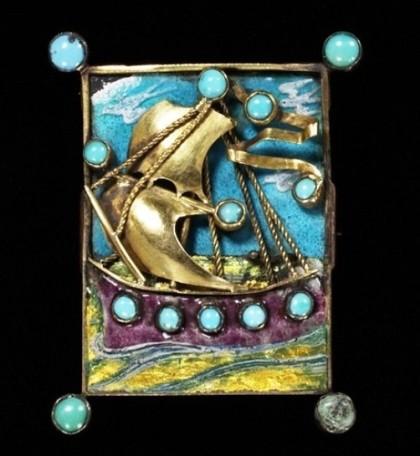 Charles Ashbee modern era jewellery