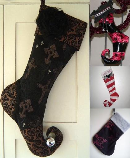 Memento Mori Christmas decoration