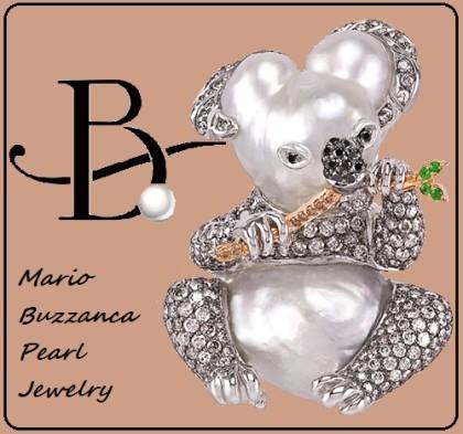 Mario Buzzanca Pearl Jewelry