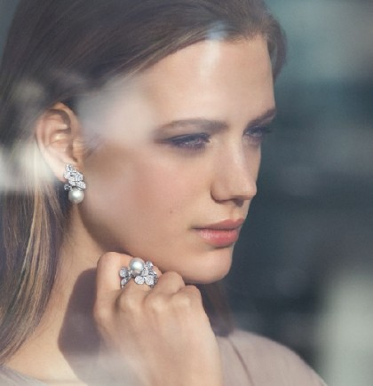 Mikimoto pearl jewellery