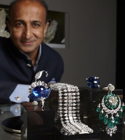 Viren Bhagat jewellery