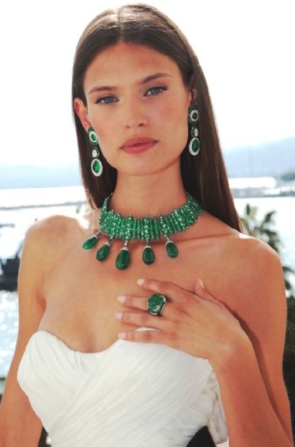 Italian model Bianca Balti