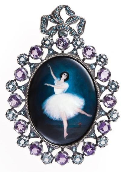 Russian style Axenoff Jewellery