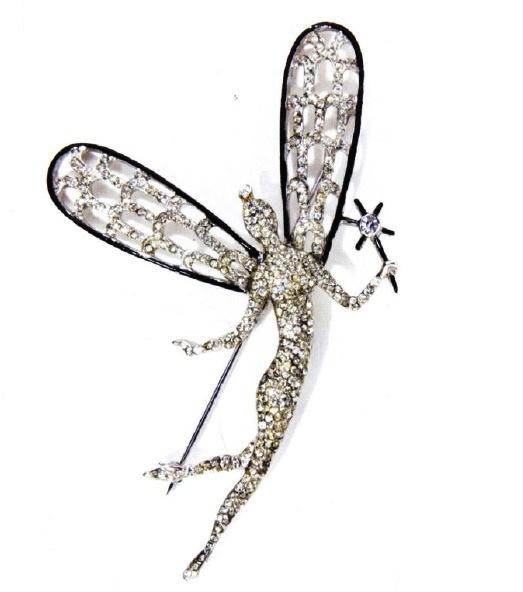 God fairy brooch. 1946
