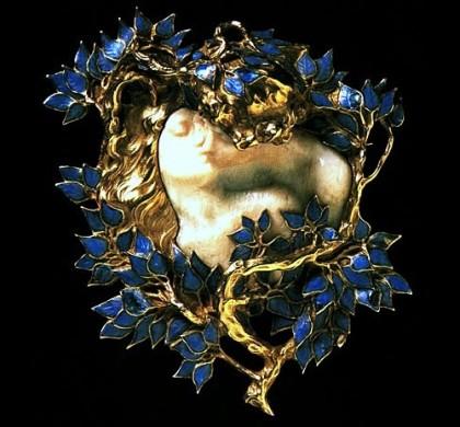 Francisco Rebajes copper jewellery art