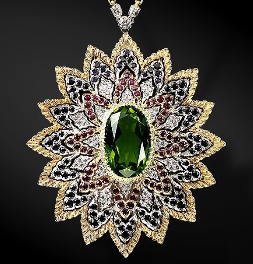 Buccellati timeless jewellery