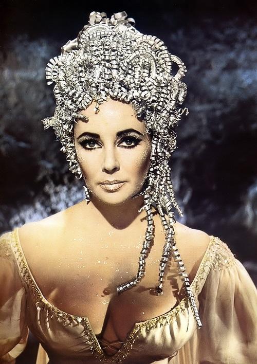 Liz Taylor 1963 Cleopatra