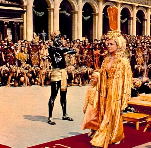 Cleopatra legendary jewellery