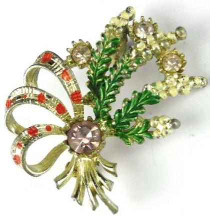 Antique Scottish pebble agate jewelery