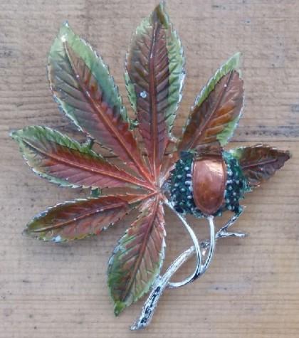 Magic Plants in Jewellery