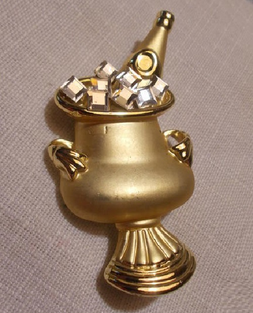 AJC funny jewellery
