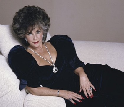 Australian actress Elizabeth Debicki