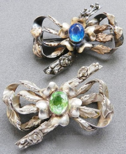 Fred A. Block inc vintage costume jewellery