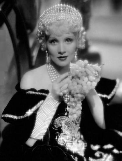 Marlene Dietrich jewellery