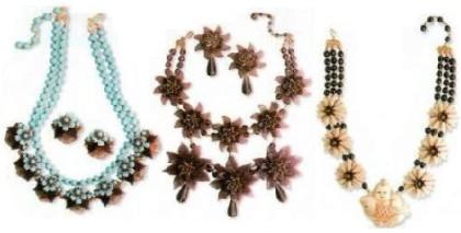 Set of Stanley Hagler jewellery