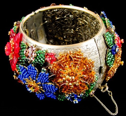 Vintage bracelet Stanley Hagler jewellery