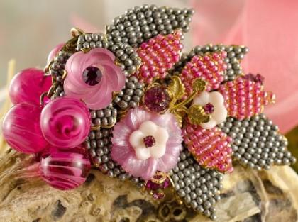 Exquisite Stanley Hagler jewellery