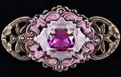 Isabel Canovas vintage costume jewelry