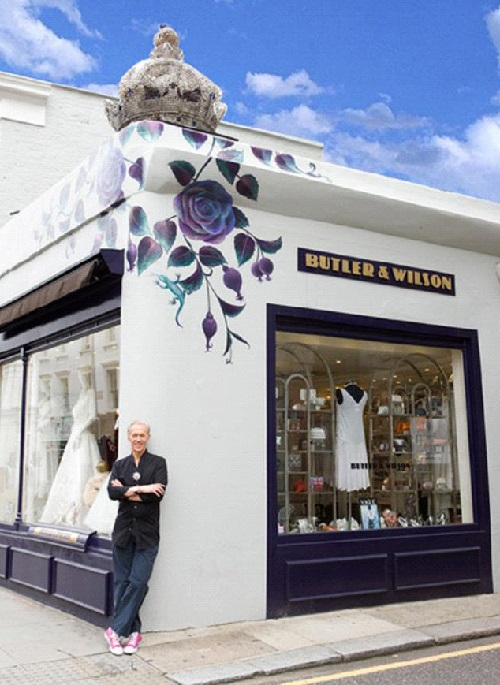 Butler and Wilson jewellery