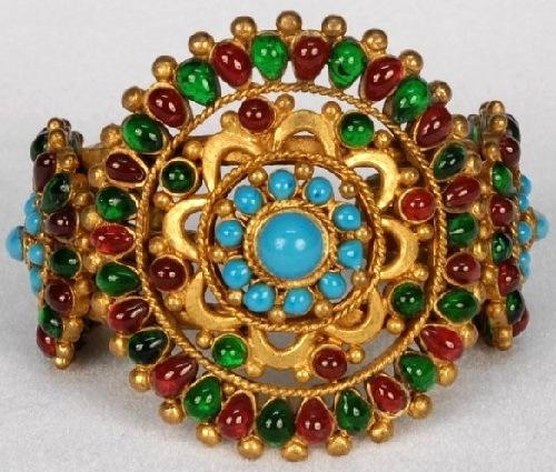 Coco Chanel jewellery