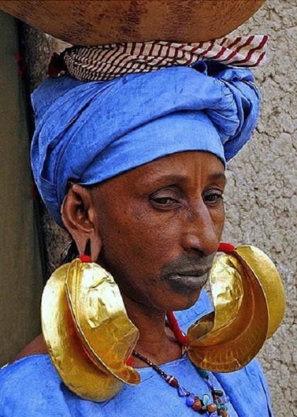 Fulani Ethnic jewellery
