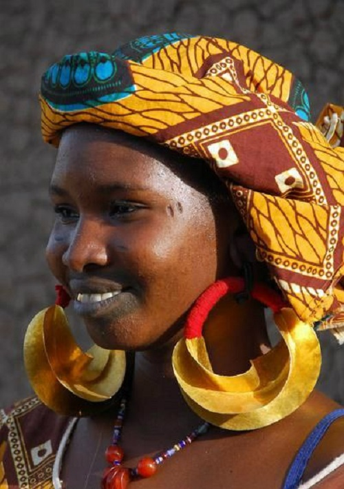 Fulani Ethnic jewellery