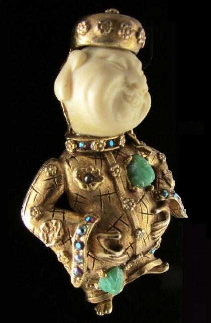Signed HAR vintage costume jewellery