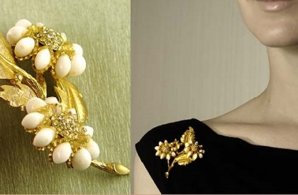 Mamselle Costume jewelry