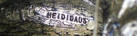 Signed Heidi Daus