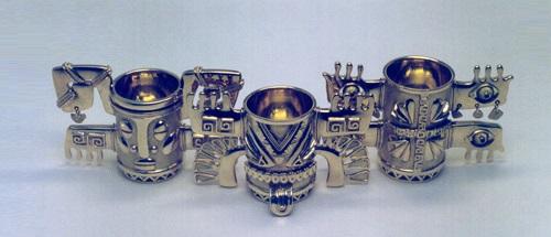 Russian jeweler Vladimir Ufimtsev