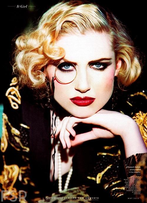 Vanity Fair, May 2013