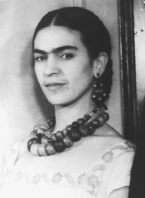 So beautiful, Frida Kahlo was passionate about jewellery